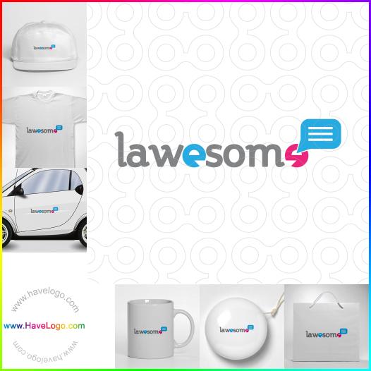 法律logo設計 - ID:291