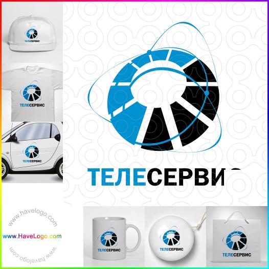 通信logo設計 - ID:155