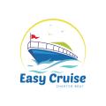 簡單的巡航Logo