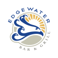 Edgewater Bar and Grill  logo