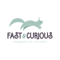Fast and Curious  logo