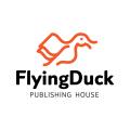 飛鴨Logo