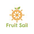 果帆Logo