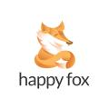 Happy Fox  logo