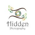 Hidden Photography  logo