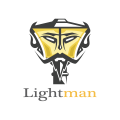 Lightman  logo