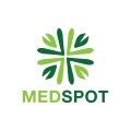 Med Spot  logo