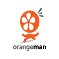 Orange Man  logo