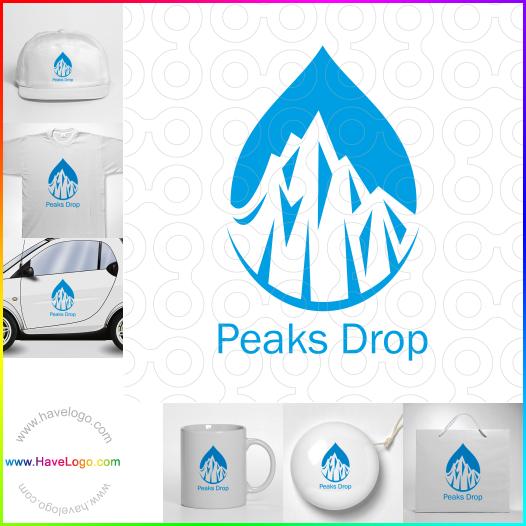 Peaks Drop  logo - ID:65490
