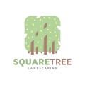 Square Tree  logo