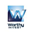 Worthy Invest  logo