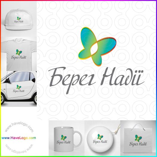 昆蟲logo設計 - ID:123