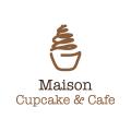 杯形蛋糕Logo