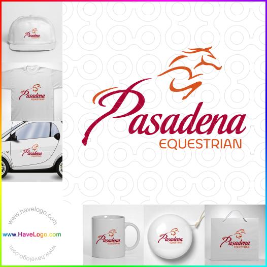 equestrian logo - ID:56977