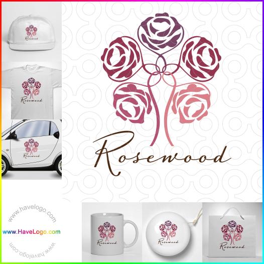 florist logo - ID:58417