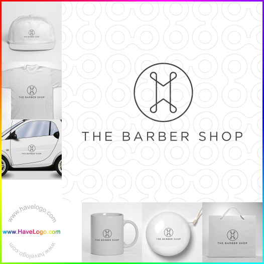 hair products logo - ID:52893