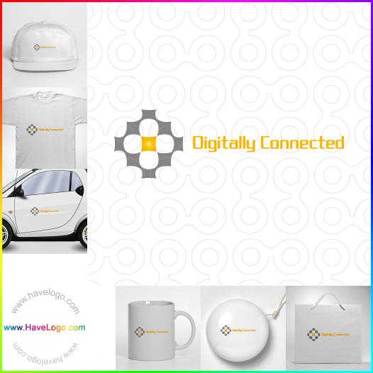 information technology logo - ID:35505