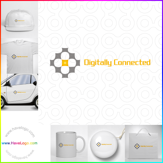 信息技術logo設計 - ID:35505