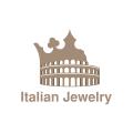 italian jewelry  logo
