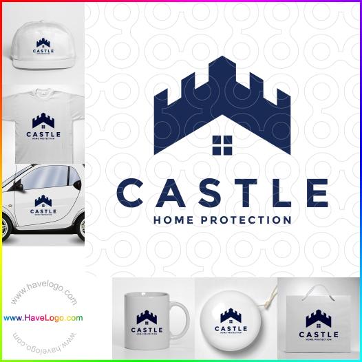 real estate agency logo - ID:52887