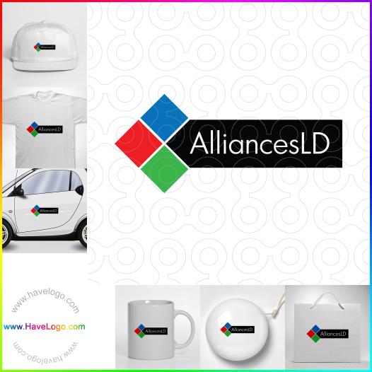 聯盟logo設計 - ID:35352