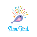 star bird  logo