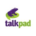 talkpad  logo