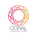 Coral Luxury Spa  logo