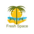 新鮮的空間Logo
