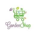 Garden Shop  logo