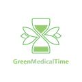 綠色醫療時間Logo