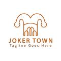 小丑鎮Logo