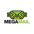超級郵件Logo