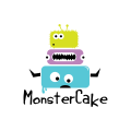 怪物蛋糕Logo