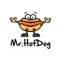 Hot先生的狗Logo