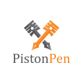 Piston Pen  logo