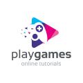 玩遊戲Logo