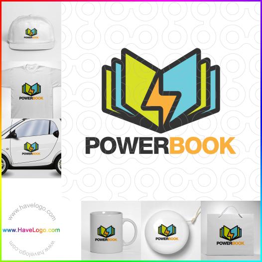 力量之書logo設計 - ID:65656