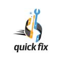 Quick Fix  logo