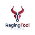 憤怒的工具Logo