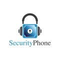 安全手機Logo