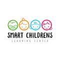 智能兒童學習中心logo