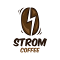 Strom Coffee  logo