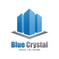 藍水晶logo