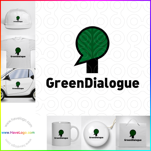樹logo設計 - ID:43