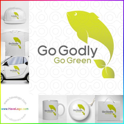 fish logo - ID:53004