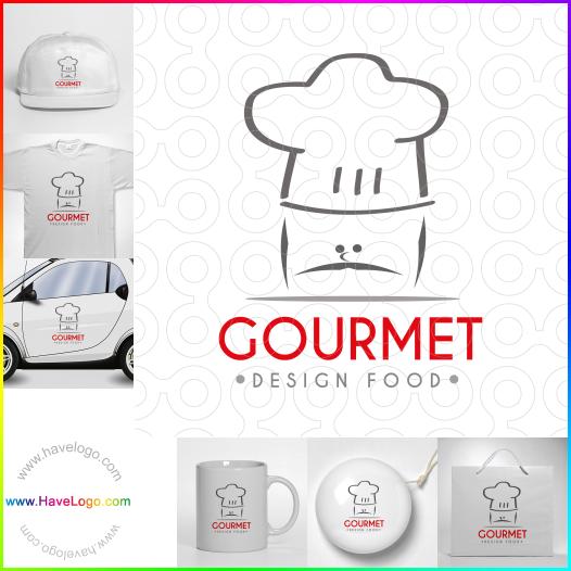 gourmet logo - ID:57724