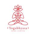 瑜珈Logo