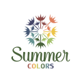 夏天的顏色Logo