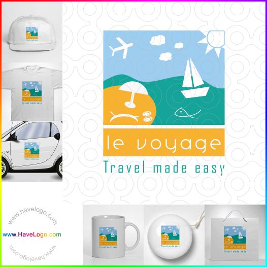 旅遊服務logo - ID:36745